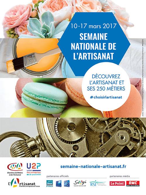 Semaine nationale de l 39 artisanat actualit s services - Chambre de metiers et de l artisanat du var ...