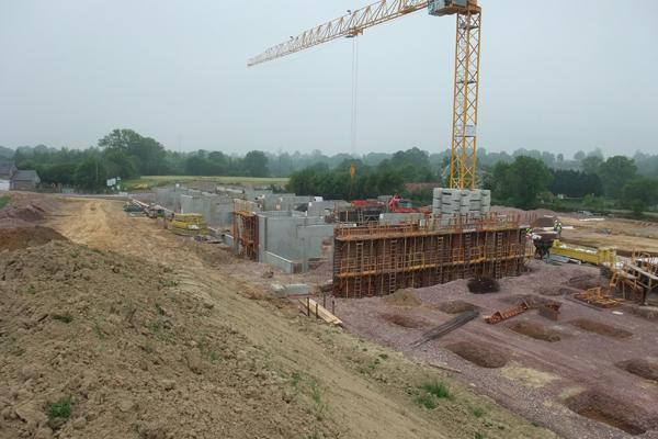 Photos du chantier actualit s services en ligne - Chambre des metiers manche ...
