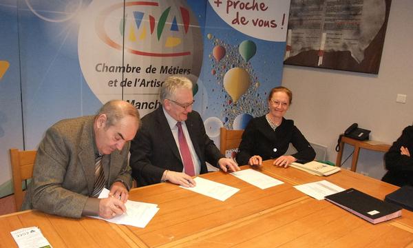 Convention egee cma50 actualit s services en ligne - Chambre des metiers manche ...