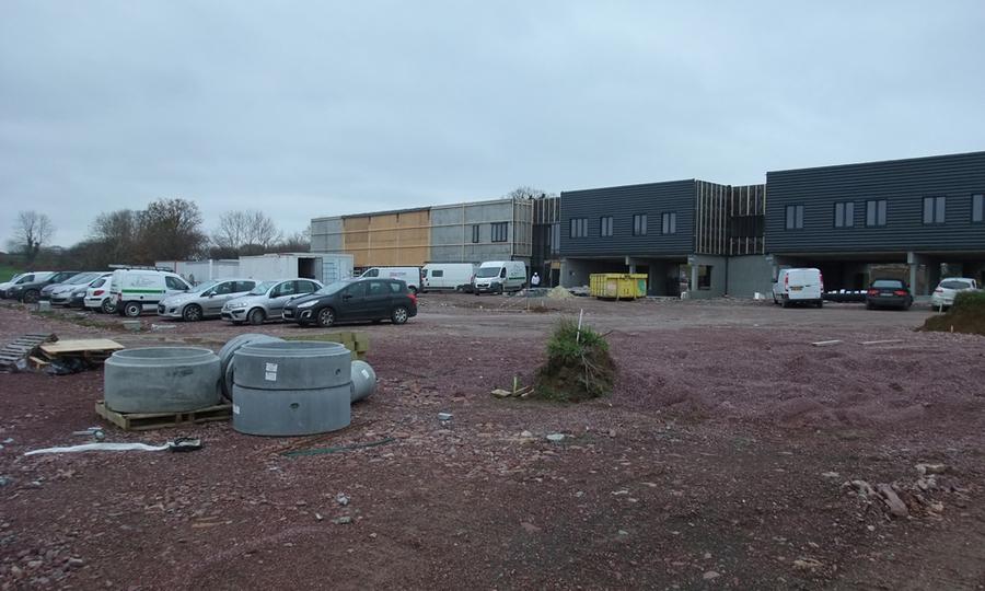 Photos Du Chantier Actualit S Services En Ligne